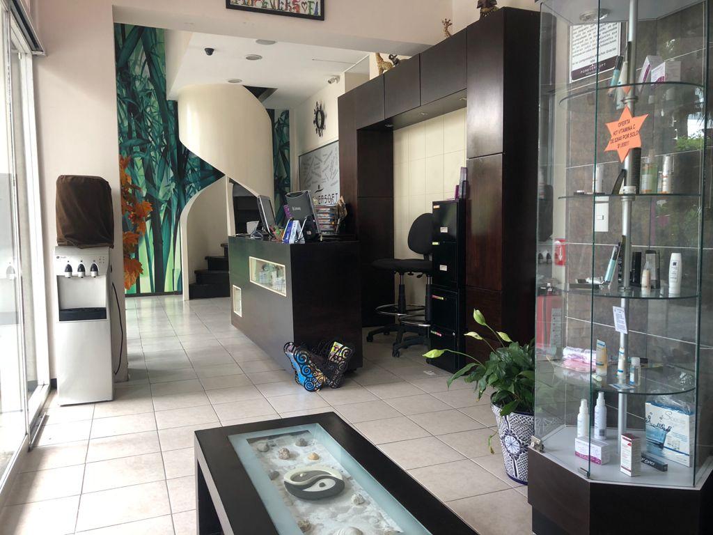 Instalaciones Foreversoft Ixtapaluca lado izquierdo