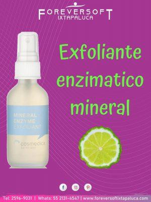 Exfoliante enzimático renovador de la piel