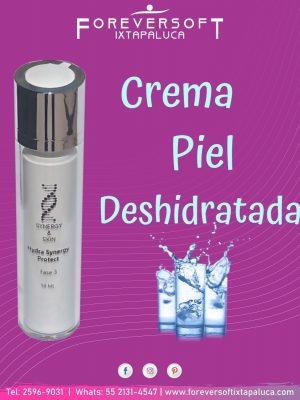 Crema hydra protect para piel deshidratada